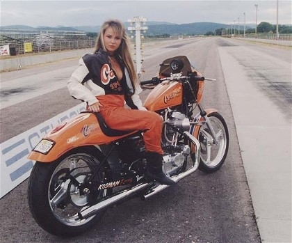 Moto & Sexy : 80's style