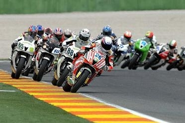 Superbike 2009: Grille record aussi en Supersport