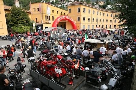 """Moto Guzzi: journées """"Open House"""" du 12 au 14 septembre 2014"""