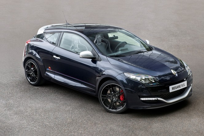 Nouvelle Renault Mégane RS Red Bull Racing RB8: 36000 euros