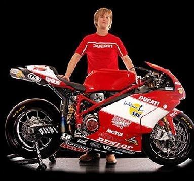SuperSport: La Ducati 850 RS tourne déjà !