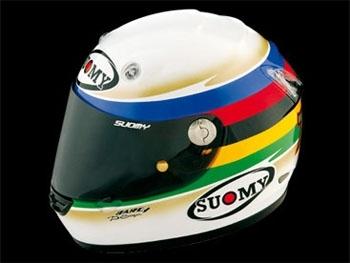 Suomy, Ducati et Bayliss vous proposent d'aider une bonne cause