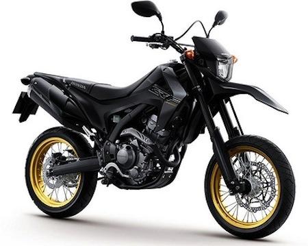 Honda: une CRF250M en approche