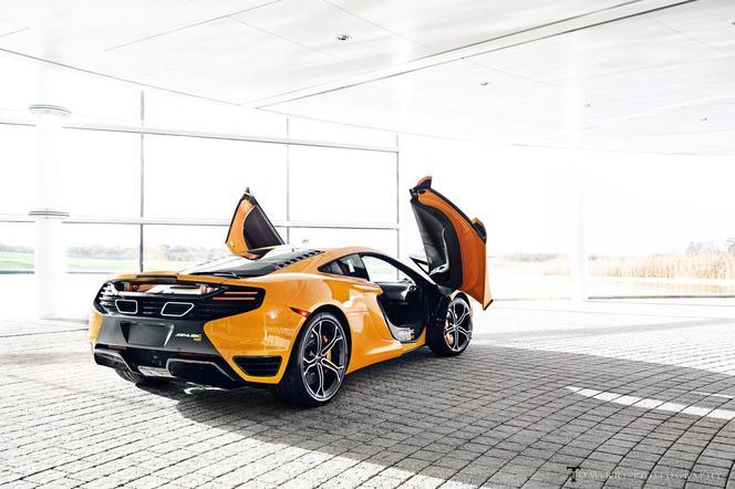 McLaren MP4-12C High Sport: quelques précisions et des photos!