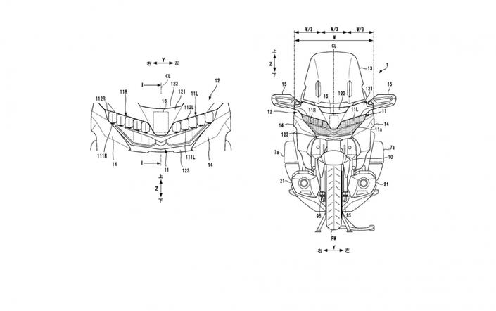 Après Ducati et BMW, au tour de la Goldwing de passer au radar S1-la-prochaine-honda-gold-wing-aura-un-radar-cache-654861