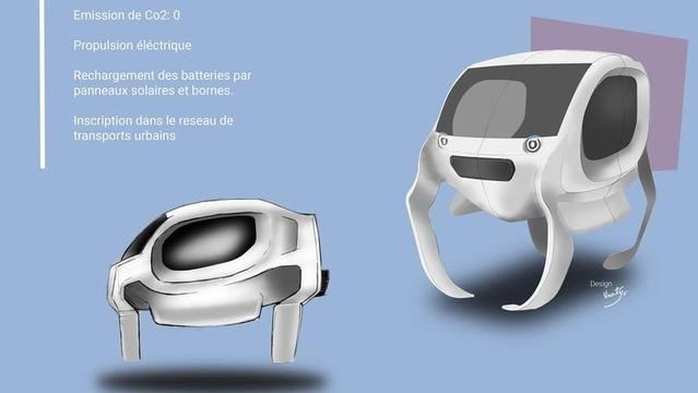 Anne Hidalgo veut des voitures volantes sur la Seine