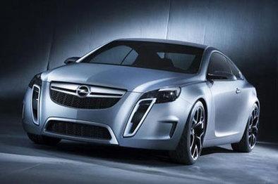 Future Opel Vectra/Insigna en test intensif