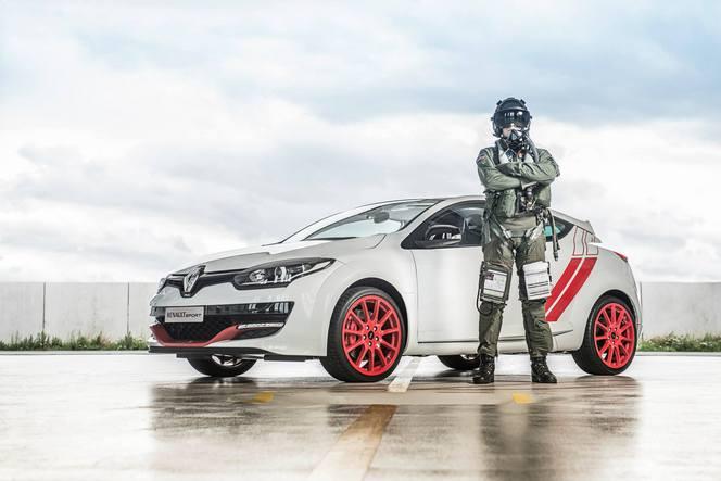 Série spéciale : Renault dévoile la Mégane RS Air