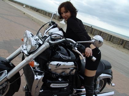Moto & Sexy : spécial Miss Caradisiac