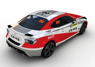 La Toyota GT86 CS-R3 vendue 84 000 €