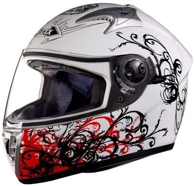 Nouveauté 2009: le casque Helix Pilot.