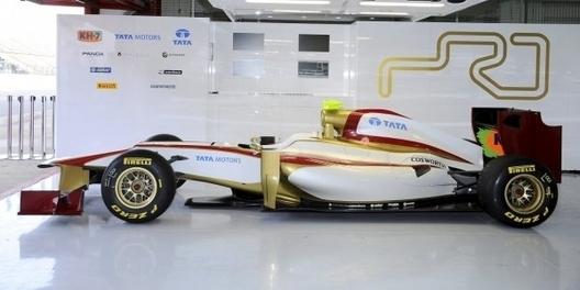F1 - Voici les nouvelles Marussia MR01 et HRT F112
