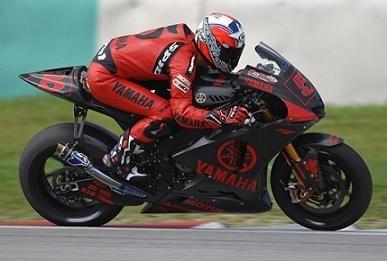 Moto GP: Test Sepang D.1: Edwards se fait plaisir
