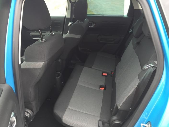 Essai - Citroën C3 Aircross BlueHDi 100: partenaire particulé