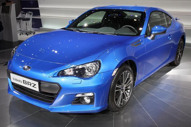 Vidéo en direct de Genève : Subaru BRZ, celle qui fait envie