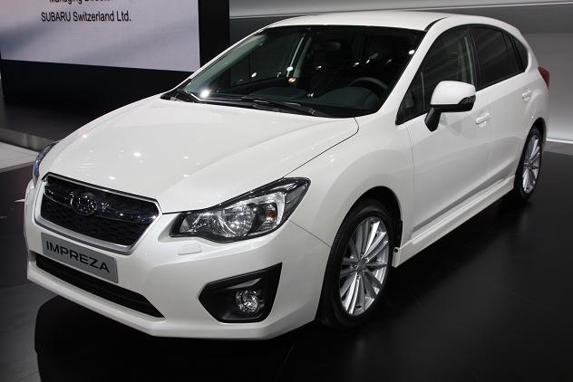 Vidéo en direct de Genève - Nouvelle Subaru Impreza, celle qui fait moins envie...