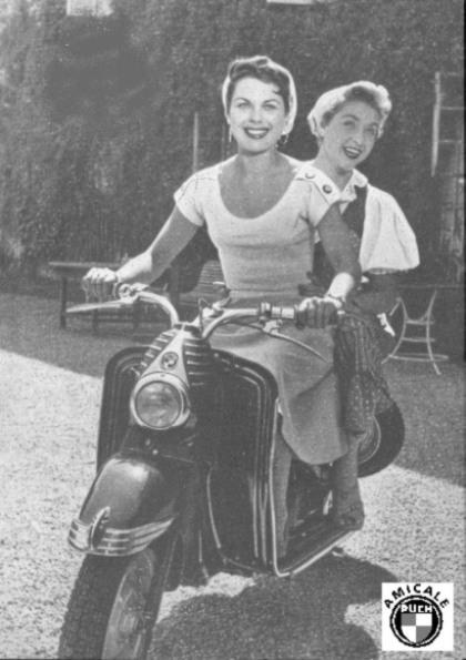 Moto & Sexy : nos grands-mères aussi