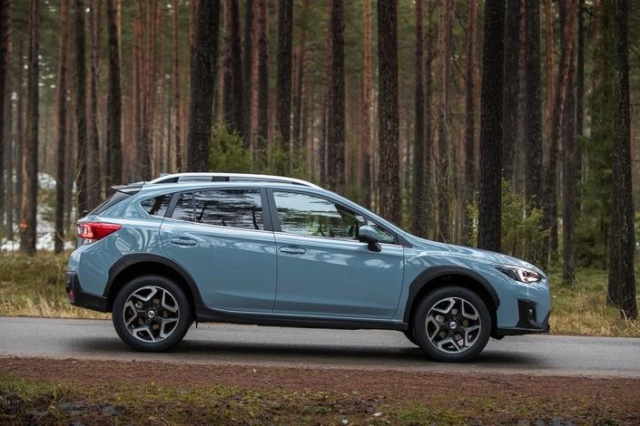 Le Subaru XV arrive en concession : malus m'a tué