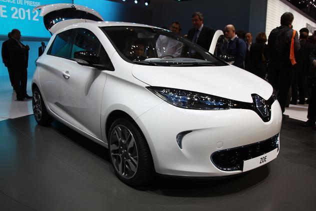 Vidéo en direct de Genève : Renault Zoé, à partir de 15 700€