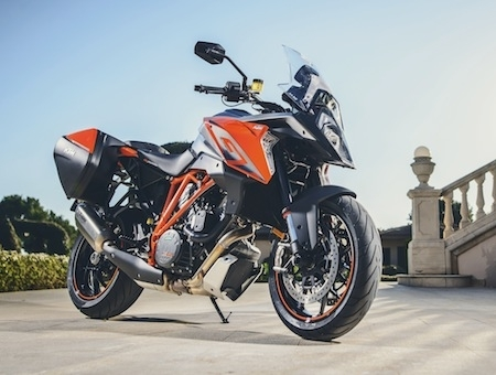 KTM 1290 Super Duke GT: les prix, les dispos