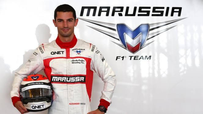 F1 - Rossi ne remplacera pas Chilton chez Marussia à Spa
