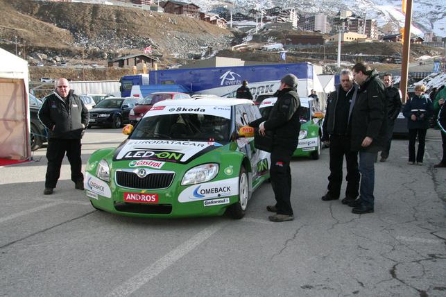 Trophée Andros : les voitures [portfolio : 104 photos]