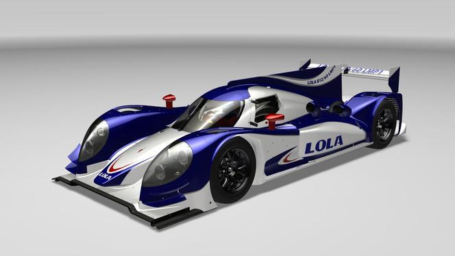 Lola Cars présente la nouvelle Lola B12/60 LMP1