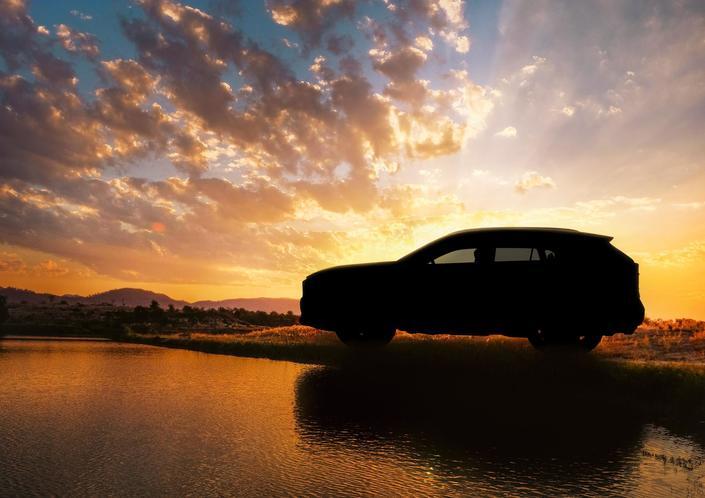 Teaser: le nouveau Toyota RAV4 dévoilé le 28mars