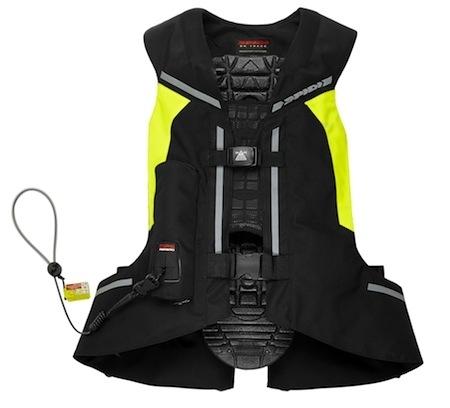 Spidi fait évoluer son airbag: présentation de la Full DPS Vest