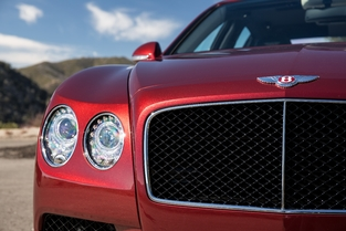 """Salon de Genève 2016 - Bentley Flying Spur V8 S : """"S"""" pour supplément"""
