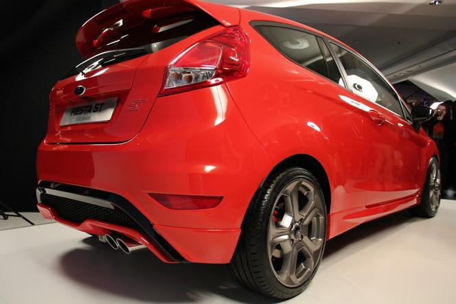 En direct de Genève : la Ford Fiesta ST en vidéo