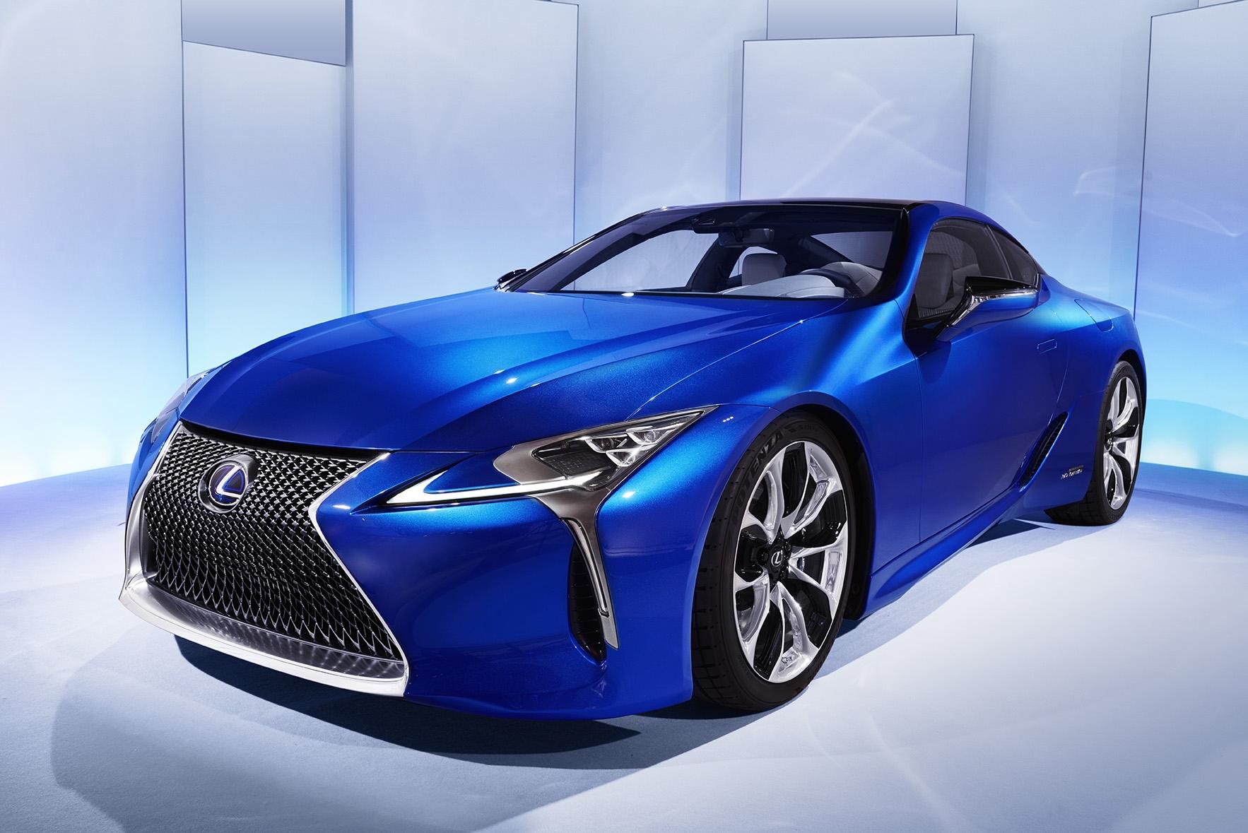Pr 233 Sentation Vid 233 O Lexus Lc500h Quand Hybride Rime