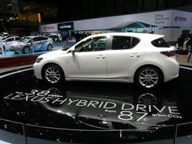Essai - Lexus CT 200h Full Hybrid : qui n'avance pas …