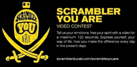 Ducati « Scrambler You Are »: laissez libre cours à votre imagination (vidéo)