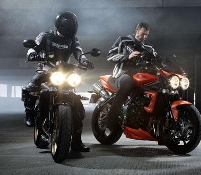 Superbike: Une série monomarque avec des 675 Street Triple R