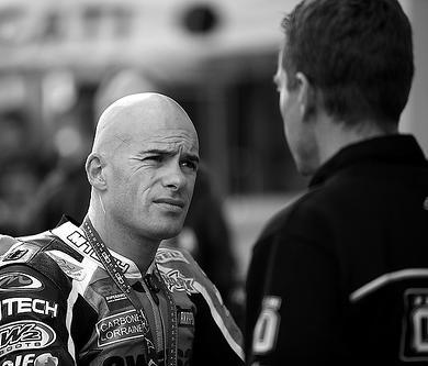 """Superbike - Interview Régis Laconi: """"Courir ? Le coeur le veut, la tête réfléchit"""""""