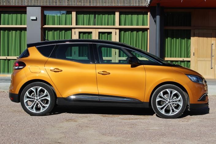 Essai - Renault Scénic TCE 140 EDC : la bonne pioche