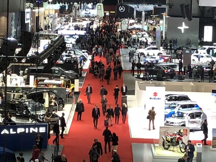 Salon de Genève 2018 - Les tops et les flops de la rédaction
