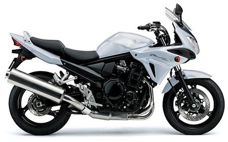 Suzuki: la fin des Bandit 650...