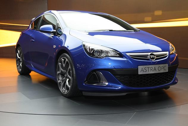 En direct de Genève : Opel Astra OPC, 280 ch, 400 Nm et DGL mécanique