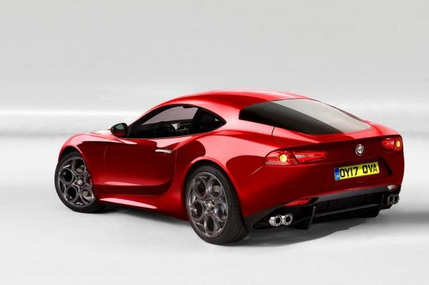 Future Alfa Romeo 6C: pour rivaliser avec Porsche et Jaguar!