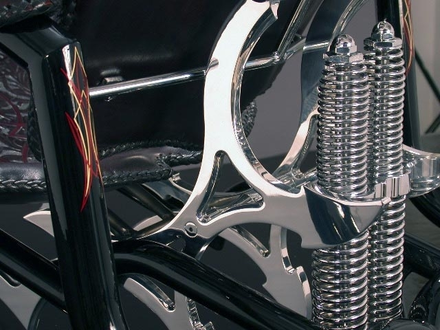Moto chaise