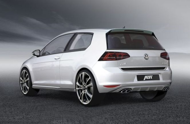 nouvelle volkswagen golf gtd par abt. Black Bedroom Furniture Sets. Home Design Ideas