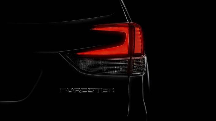 Subaru annonce le nouveau Forester