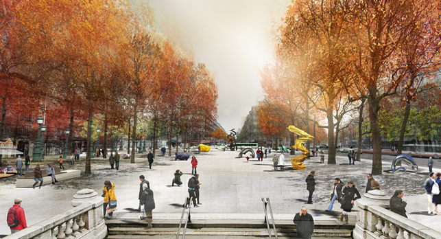 Ville de Paris : zoom sur le réaménagement de la Place de la République
