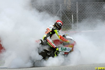 Moto GP - Ducati: Simoncelli est toujours sur la liste de Livio Suppo