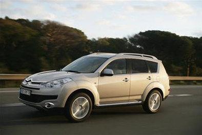 Citroën C-Crosser: de 34.250 à 37.550 euros