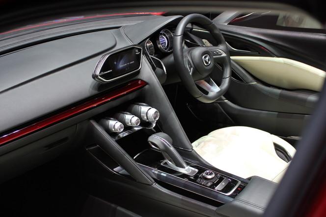 En direct du Salon de Genève : Mazda Takeri : future 6