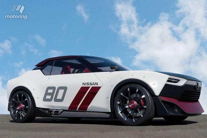 Nissan va-t-il revoir le design du concept IDx ?
