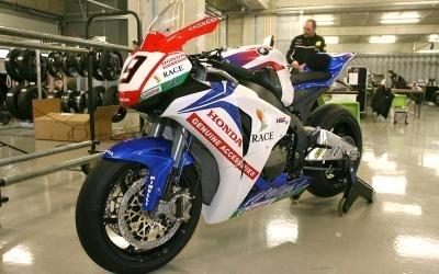 Superbike - Honda: Une déco de moto officielle pour Kiyonari